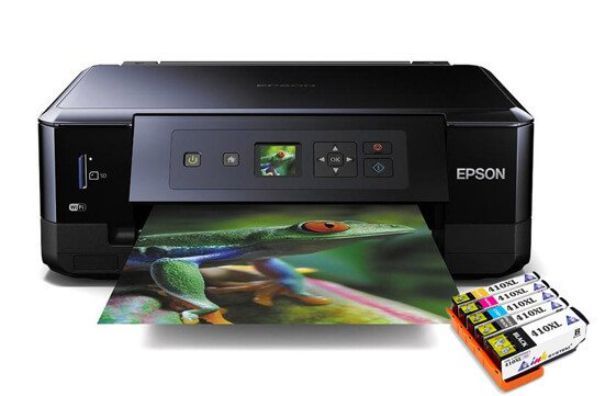 изображениеМФУ Epson Expression Premium XP-530 Refurbished с картриджами INKSYSTEM