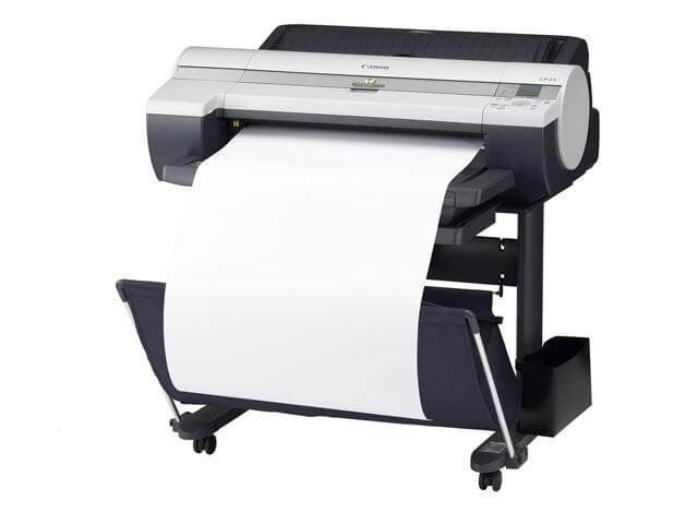 Плоттер Canon imagePROGRAF LP24 с ПЗК сайт www.printer-snpch.com.ua