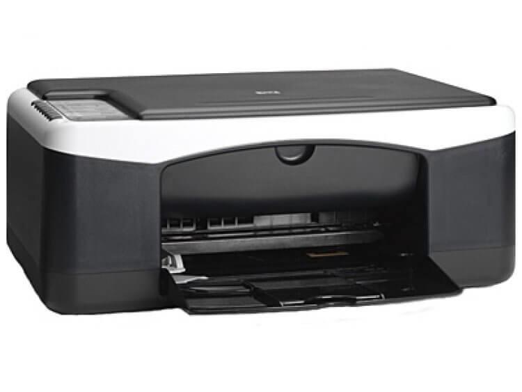 Как драйвер для принтера hp f2180