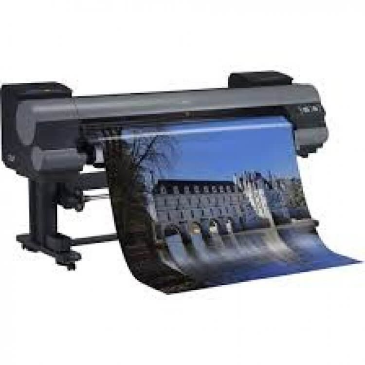 Плоттер Canon imagePROGRAF IPF9400 с ПЗК сайт www.printer-snpch.com.ua