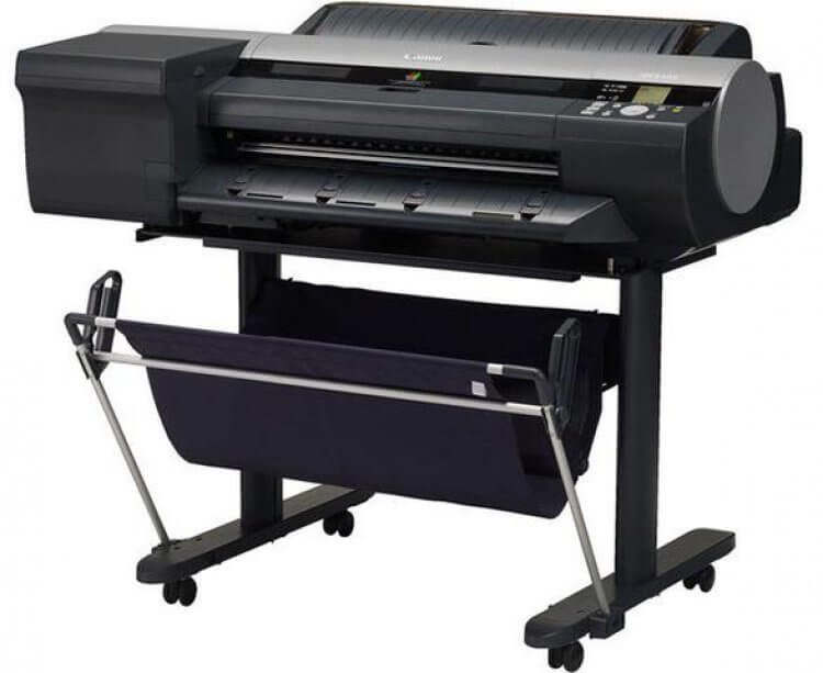 Плоттер Canon imagePROGRAF IPF6400 с ПЗК сайт www.printer-snpch.com.ua